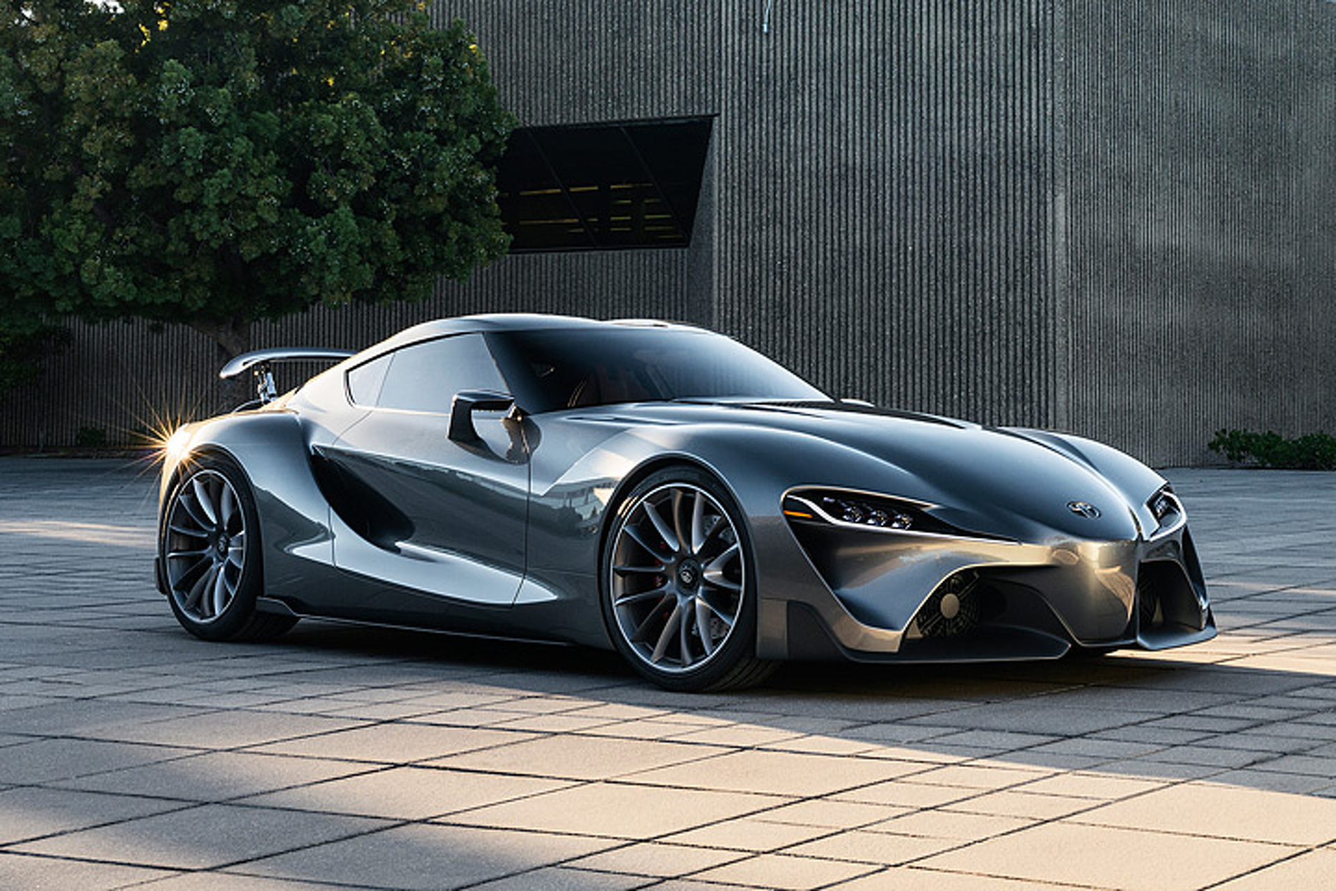 Will The New Toyota Supra Actually Get A Twin Turbo Lexus V6