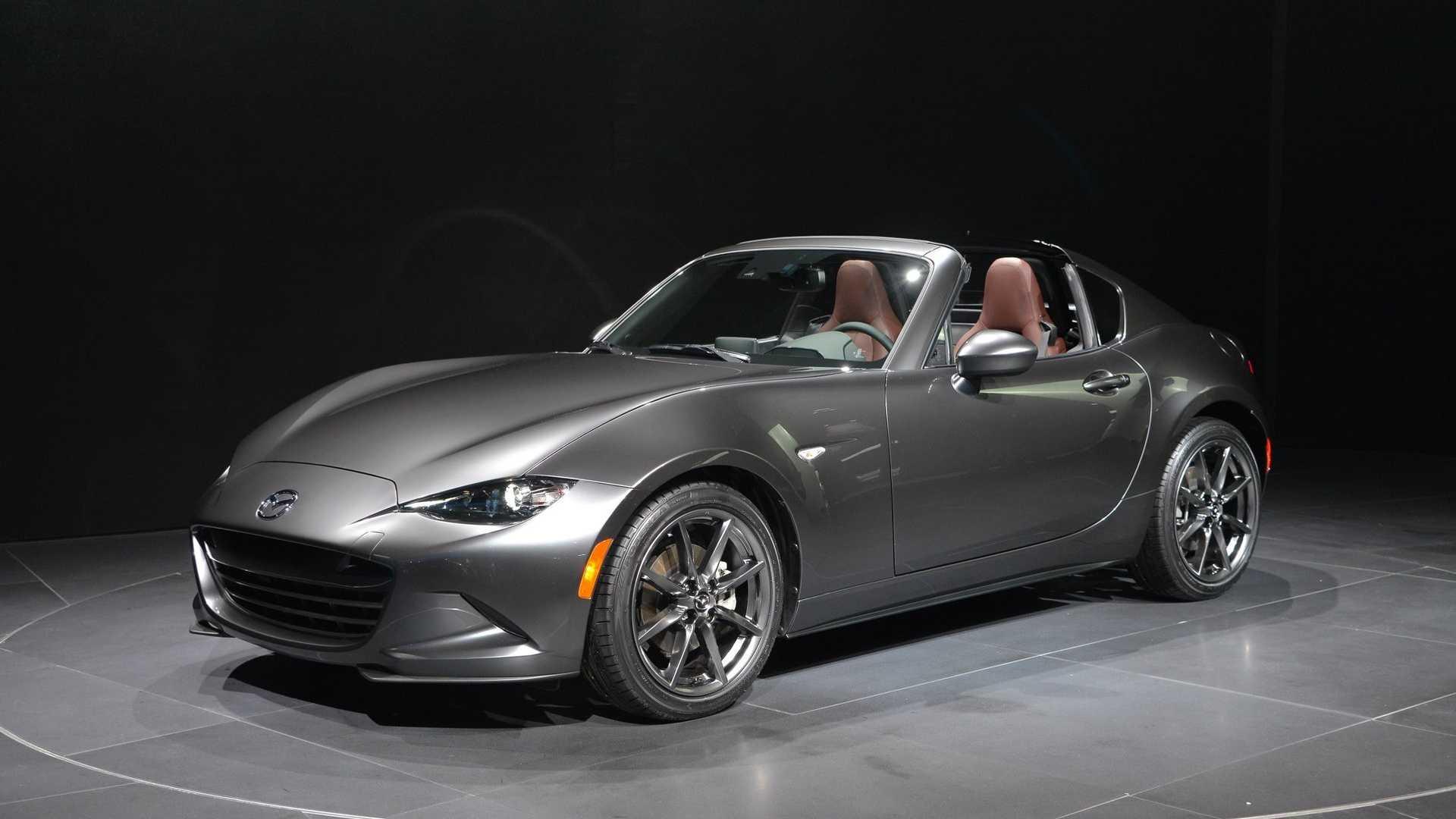 Mazda Mx 5 Rf Starts At 22 195 In The U K