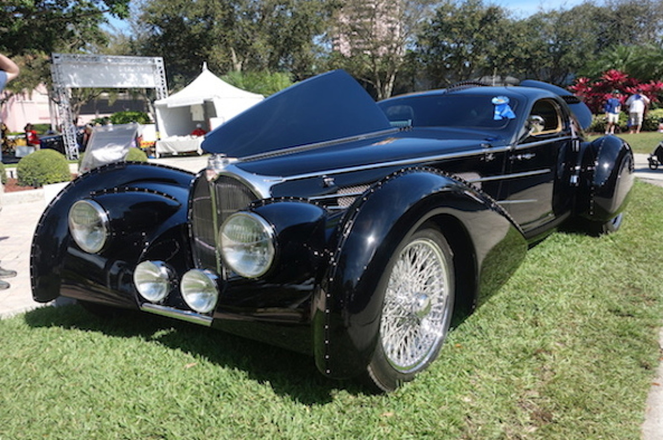 Sights And Sounds Boca Raton Concours DElegance Wvideo - Boca raton car show
