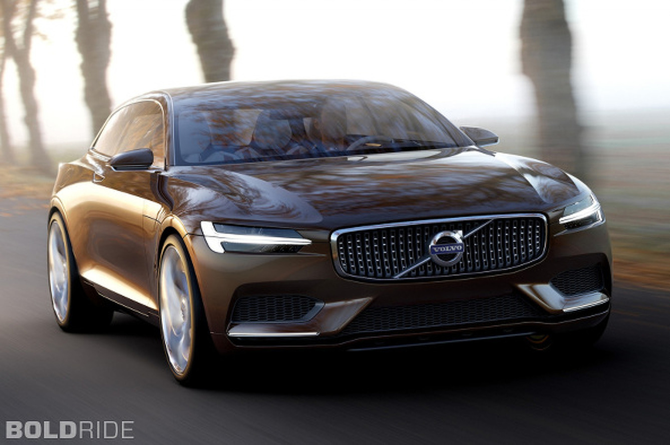 The Volvo Estate Concept is Crazy Beautiful [w/ video]