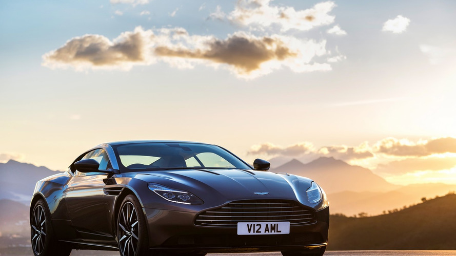 Aston Martin DB11 brings gorgeous design and 600 hp to Geneva