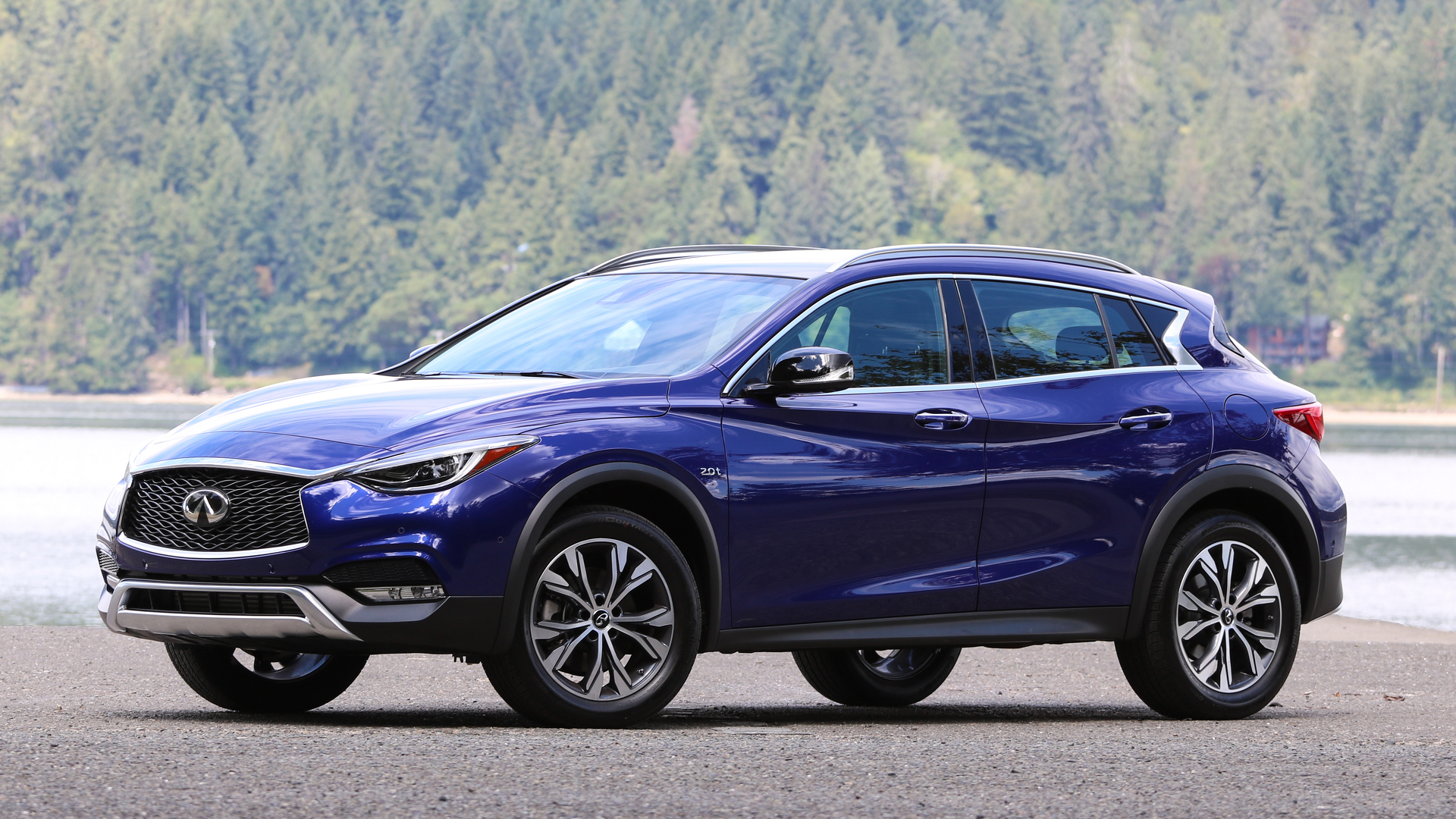 2020 Infiniti QX30 Becomes Electric Crossover SUV >> Infiniti Admits Gla Based Qx30 Is Not A Successful Product