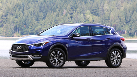 Infiniti Admits GLA-Based QX30 Is Not A Successful Product