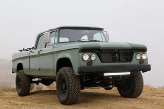 icon brings new life to the 64 dodge power wagon