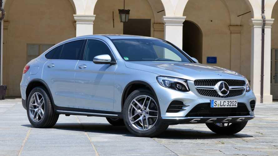 Mb Glc 300 >> Mercedes Benz Glc Coupe News And Reviews Motor1 Com