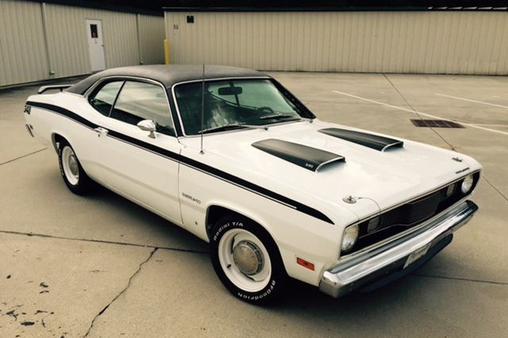 5 Classic Plymouths On Ebay That Go Beyond The Barracuda 1960 Plymouth Valiant For Sale