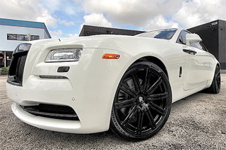 Carlos Boozer Joins the Rolls-Royce Wraith Wave