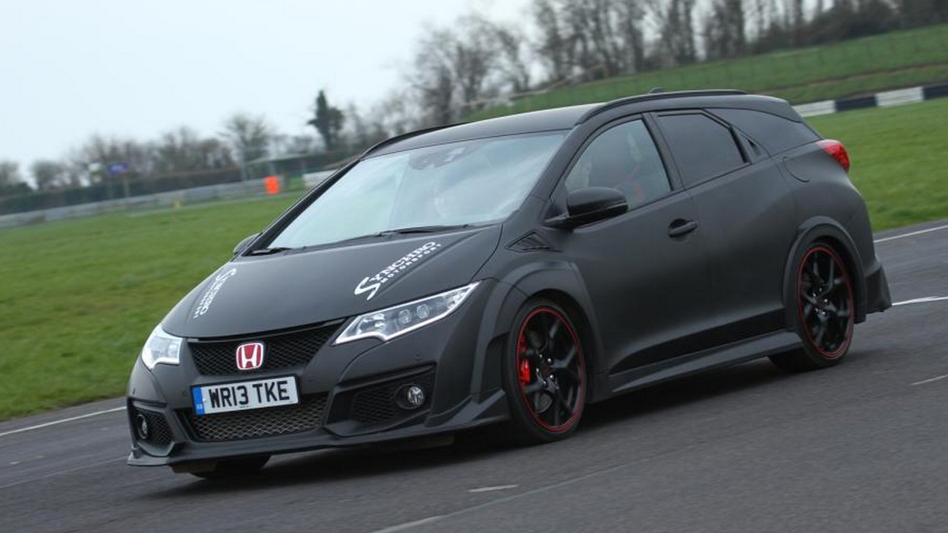Honda Civic Tourer >> Honda Civic Tourer Type R Is Unfortunately Just A One Off