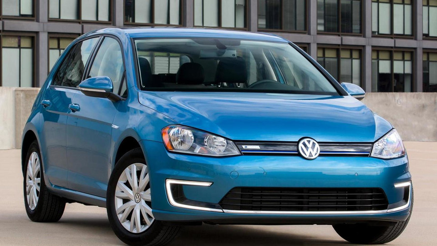 Volkswagen launches new entry-level e-Golf priced at $33,450