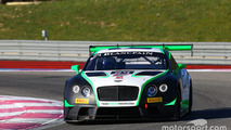#24 Team Parker Racing Bentley Continental GT3
