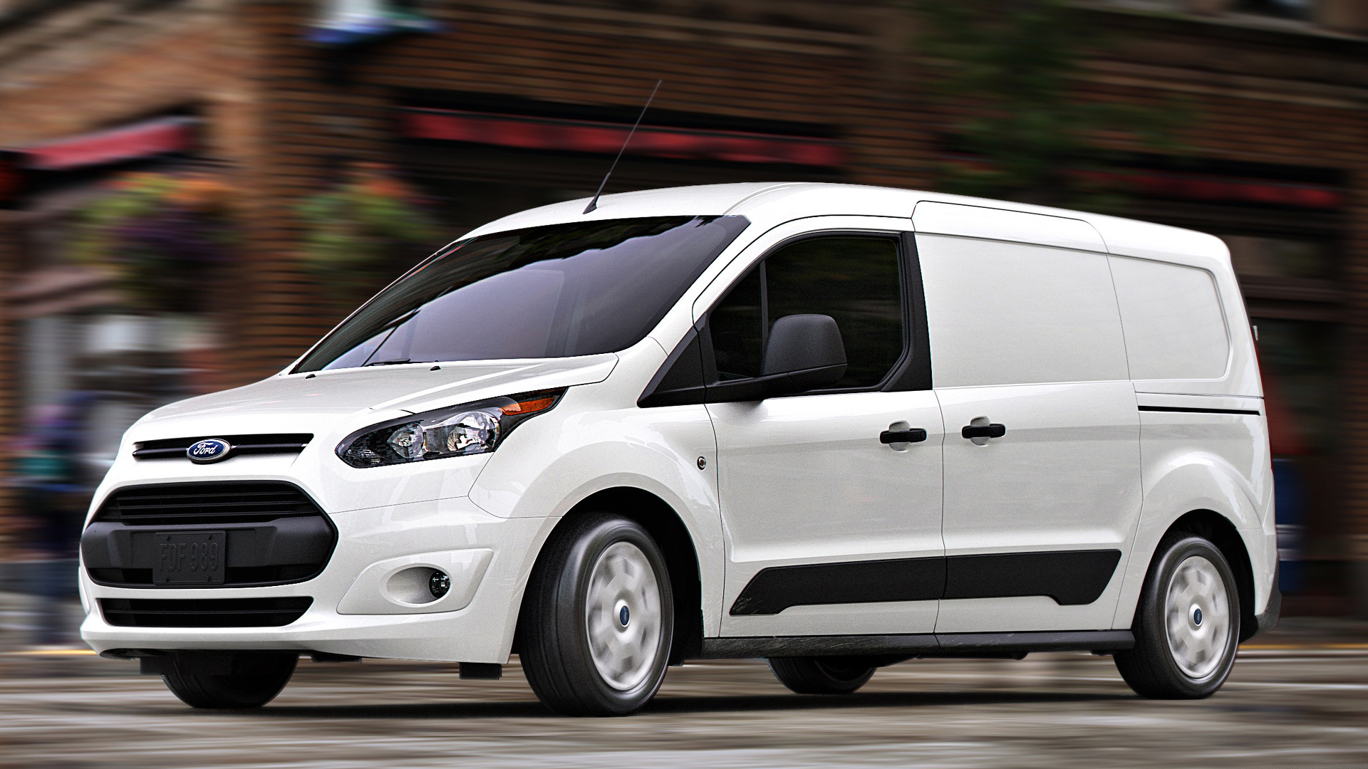 Ford transit connect news and reviews motor1 com