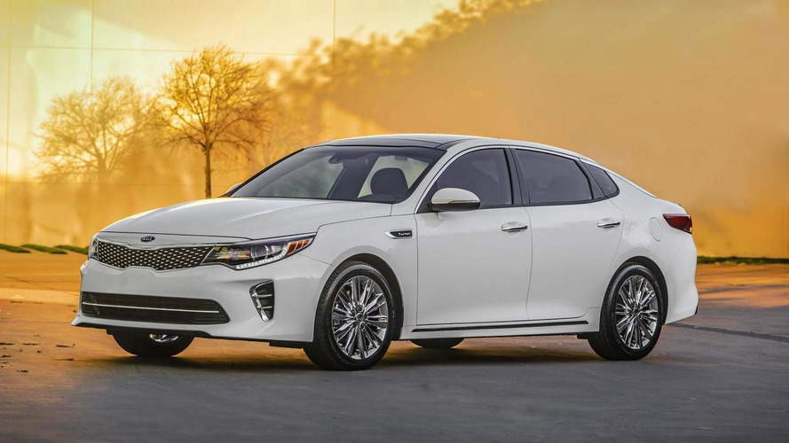 2016 Kia Optima pricing announced, starts at $21,840