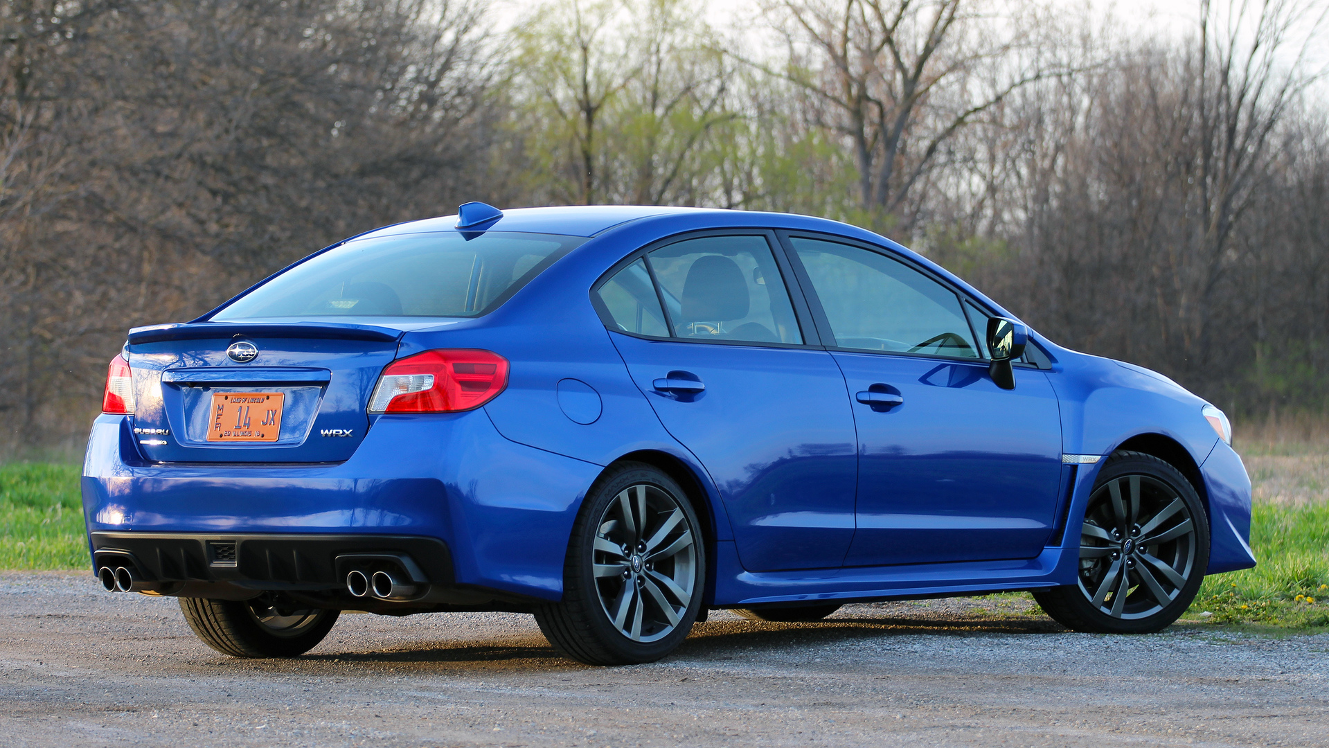 2016 Subaru WRX Review: A hatchback away from turbocharged