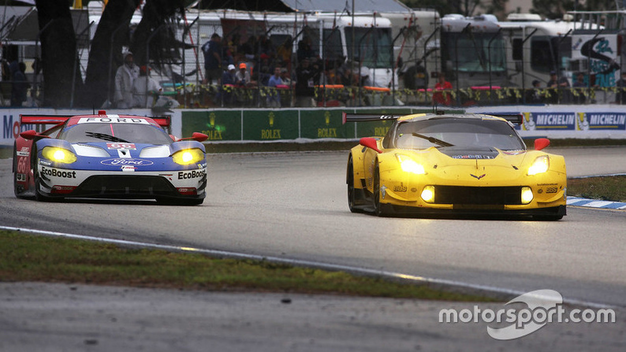 #4 Corvette Racing Chevrolet Corvette C7.R