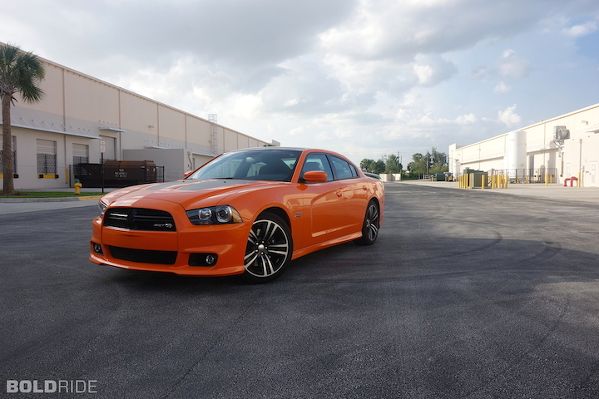 2014 Dodge Charger SRT Super Bee Review: A Big, American
