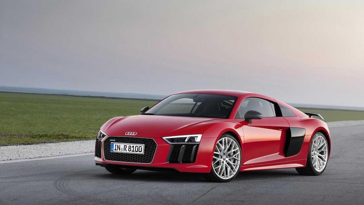 9. 2015 Audi R8 V10 Plus - 1:19.2