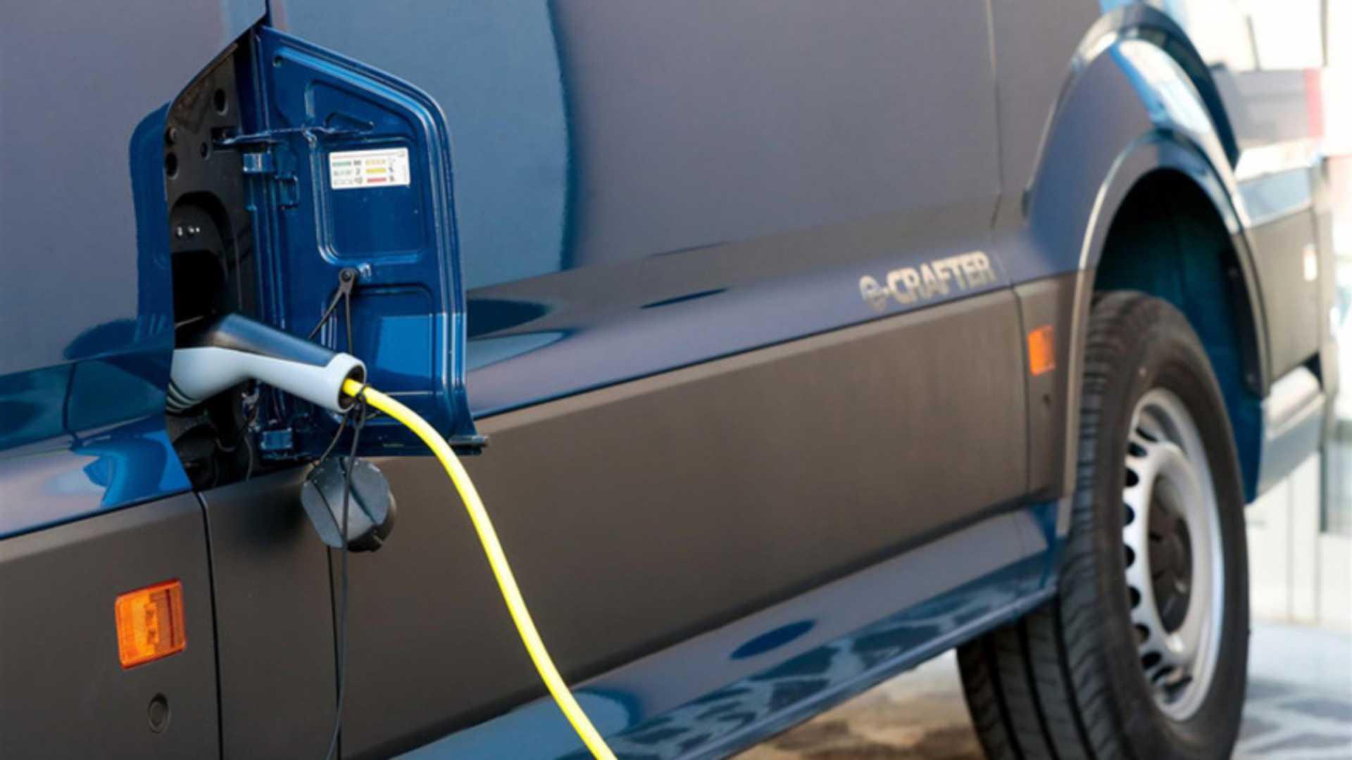 Furgone elettrico contro termico, la parità di costo è vicina.