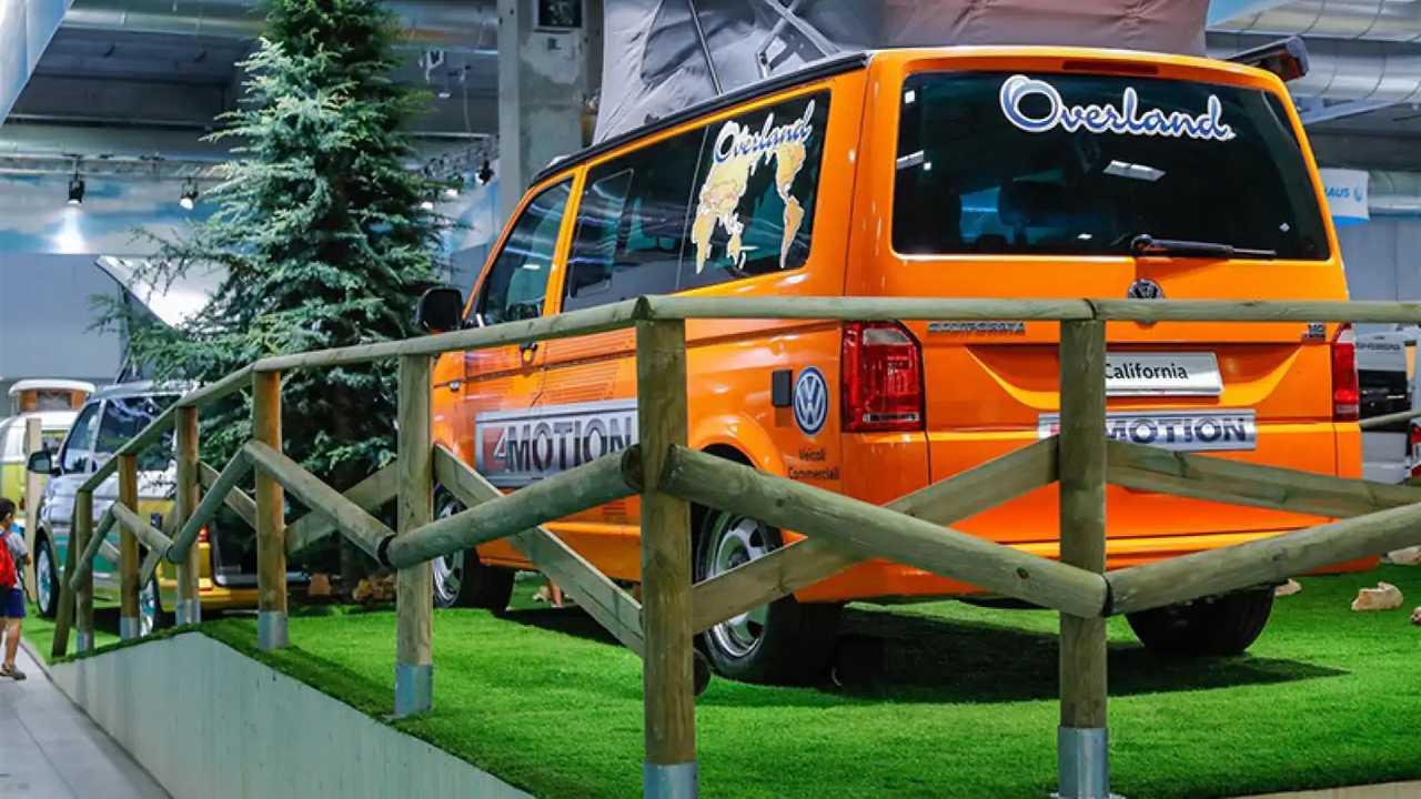 Volkswagen al Salone del Camper