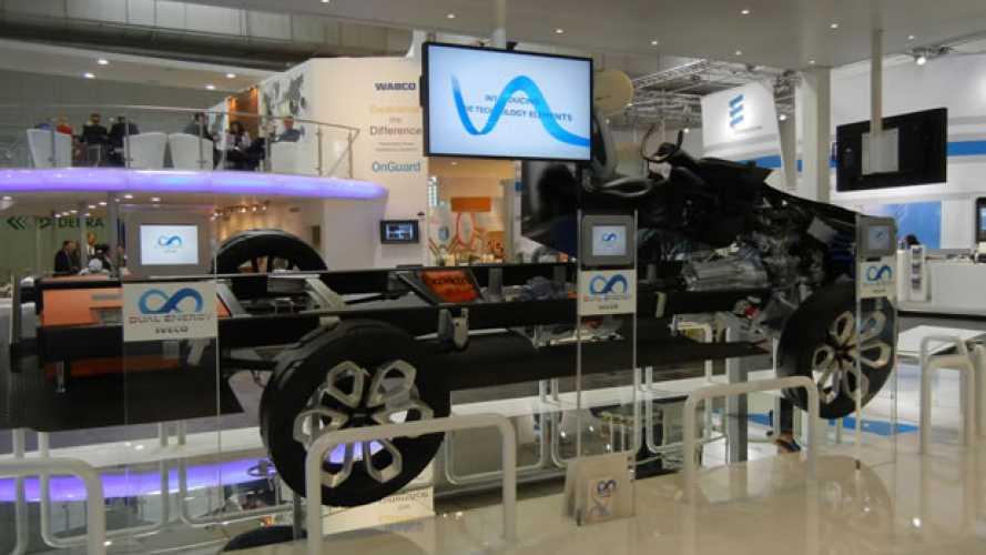 IAA 2012, Iveco e Bosch Dual Energy