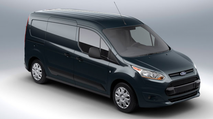 Ford, Nuovo Transit Connect