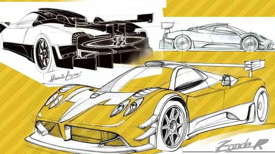 Pagani developing smaller cheaper V8 model - rumors