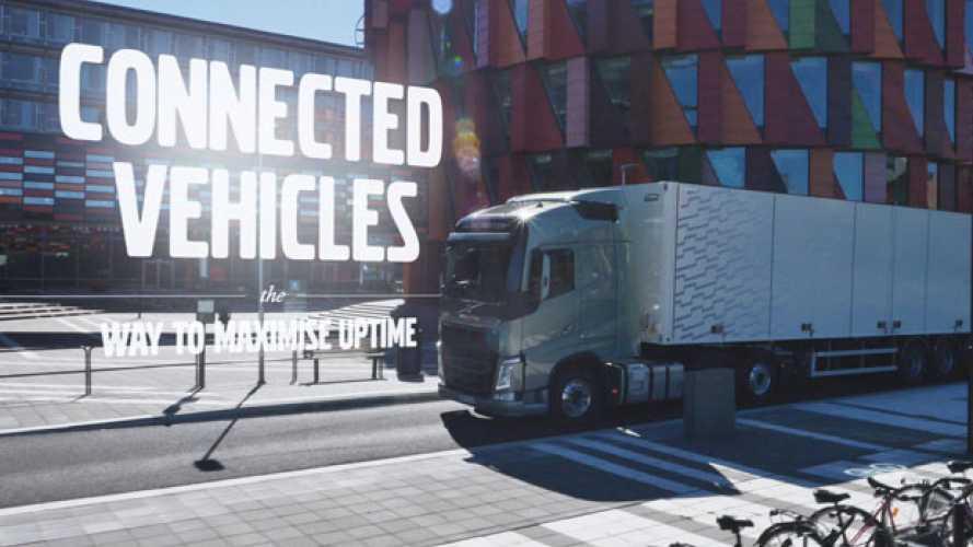 Volvo Trucks, il camion nell'internet delle cose