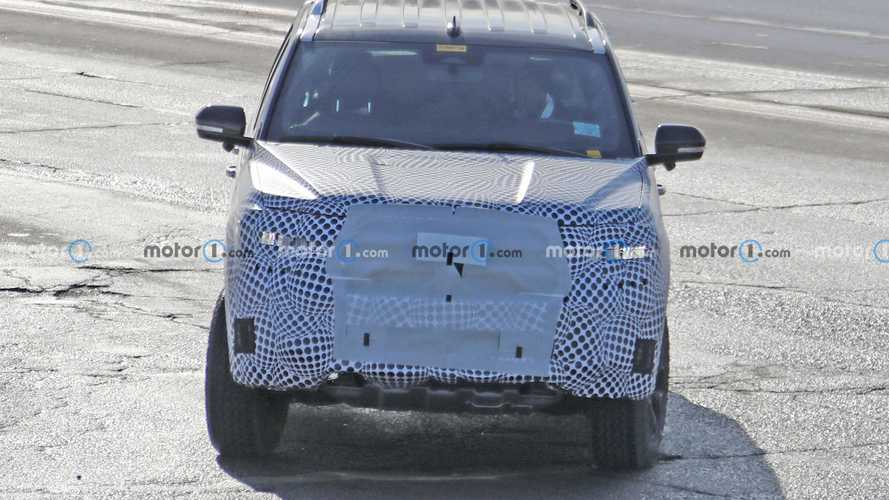 Ford Expedition Timberline Spy Photos