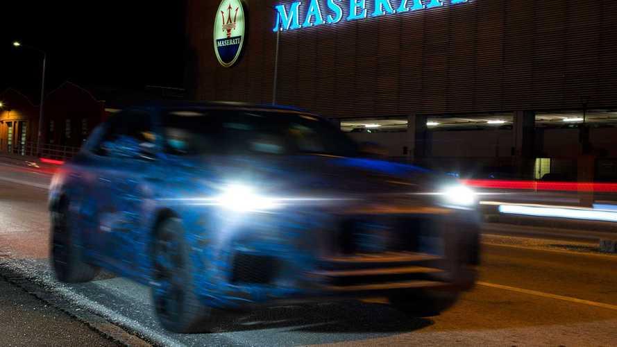 Maserati Grecale, ecco quando verrà presentata