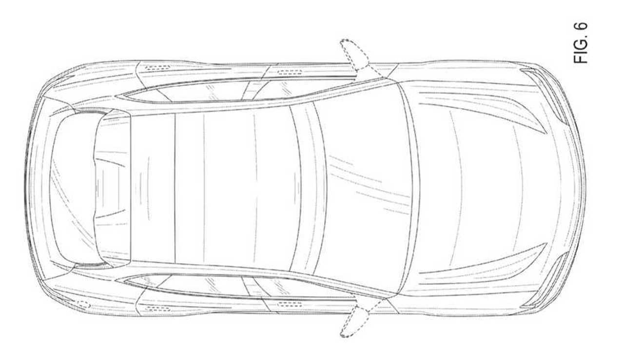 Suv Listrik Karma Coupe Terungkap Dalam Gambar Sketsa Paten