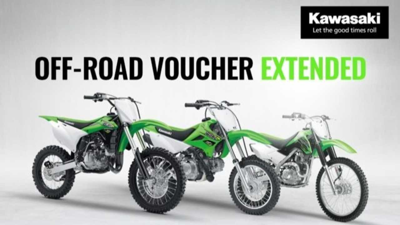 Get Massive Discounts On Kawasaki's KLX Line In India
