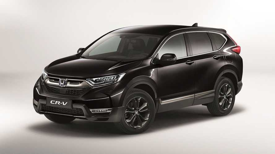 Honda CR-V Hybrid 2021, il restyling si chiama e:HEV