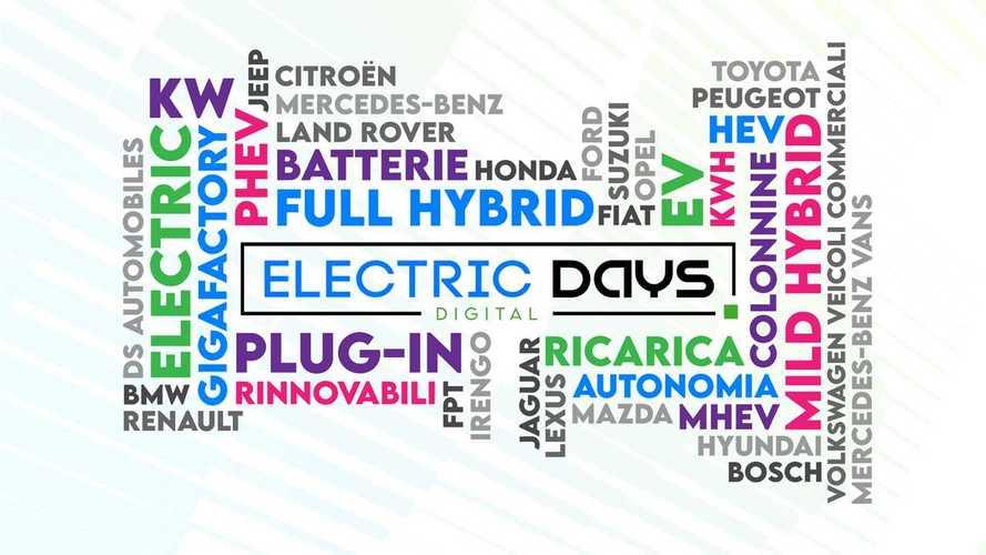 Electric Days Digital, tutti gli ospiti di dibattiti e convegni