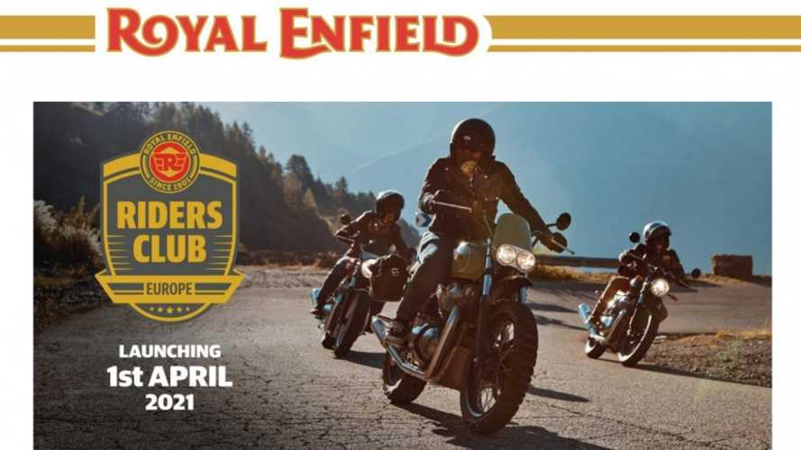 Royal Enfield To Launch Riders Club In Europe
