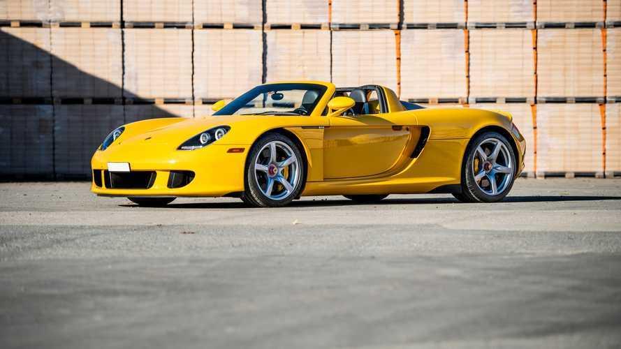 Lelang Idaman Fan Porsche, Tujuh Model Ikonik Menanti Pemilik Baru