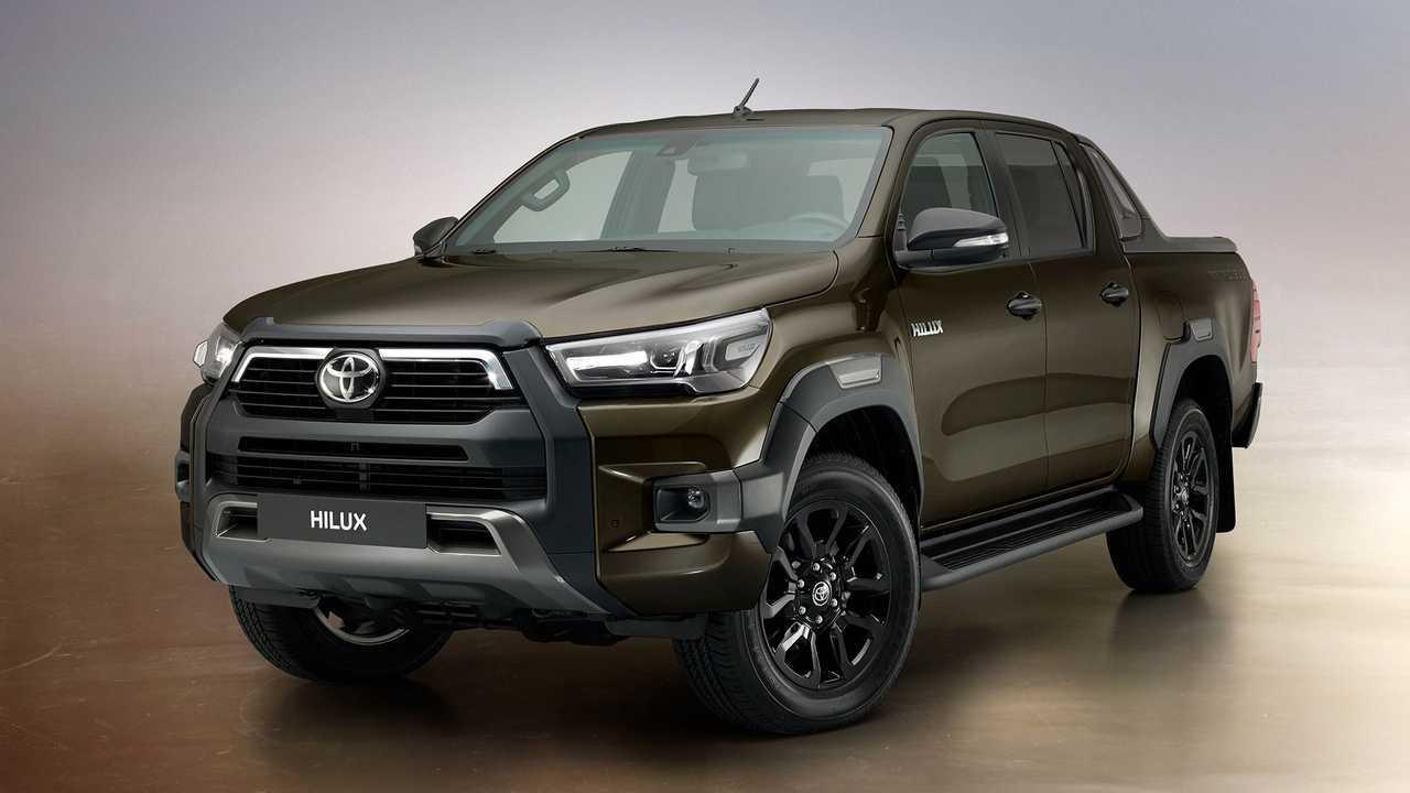 8. Toyota Hilux
