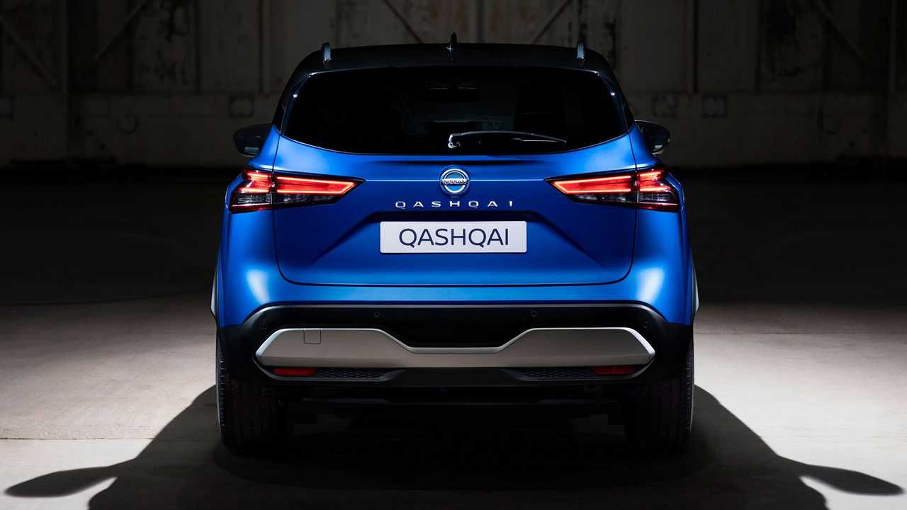 Nissan Qashqai (2021 год)