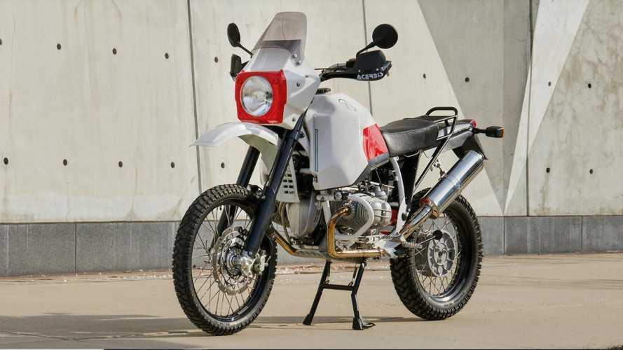 Myth 001 Custom BMW R80