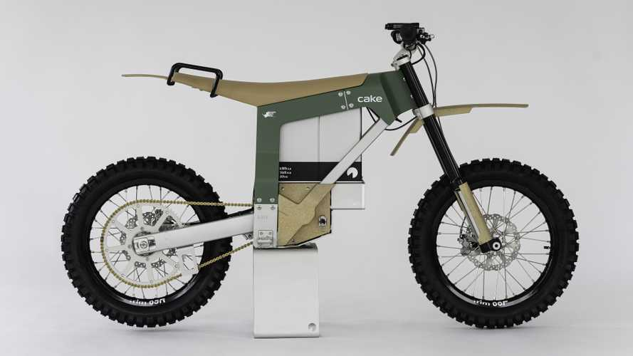 CAKE Provides Solar-Powered Electric Bikes To Fight Poaching