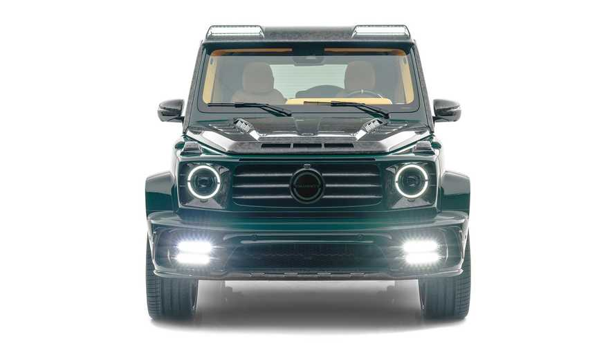 Gronos 2021 (Mercedes G63 AMG by Mansory)