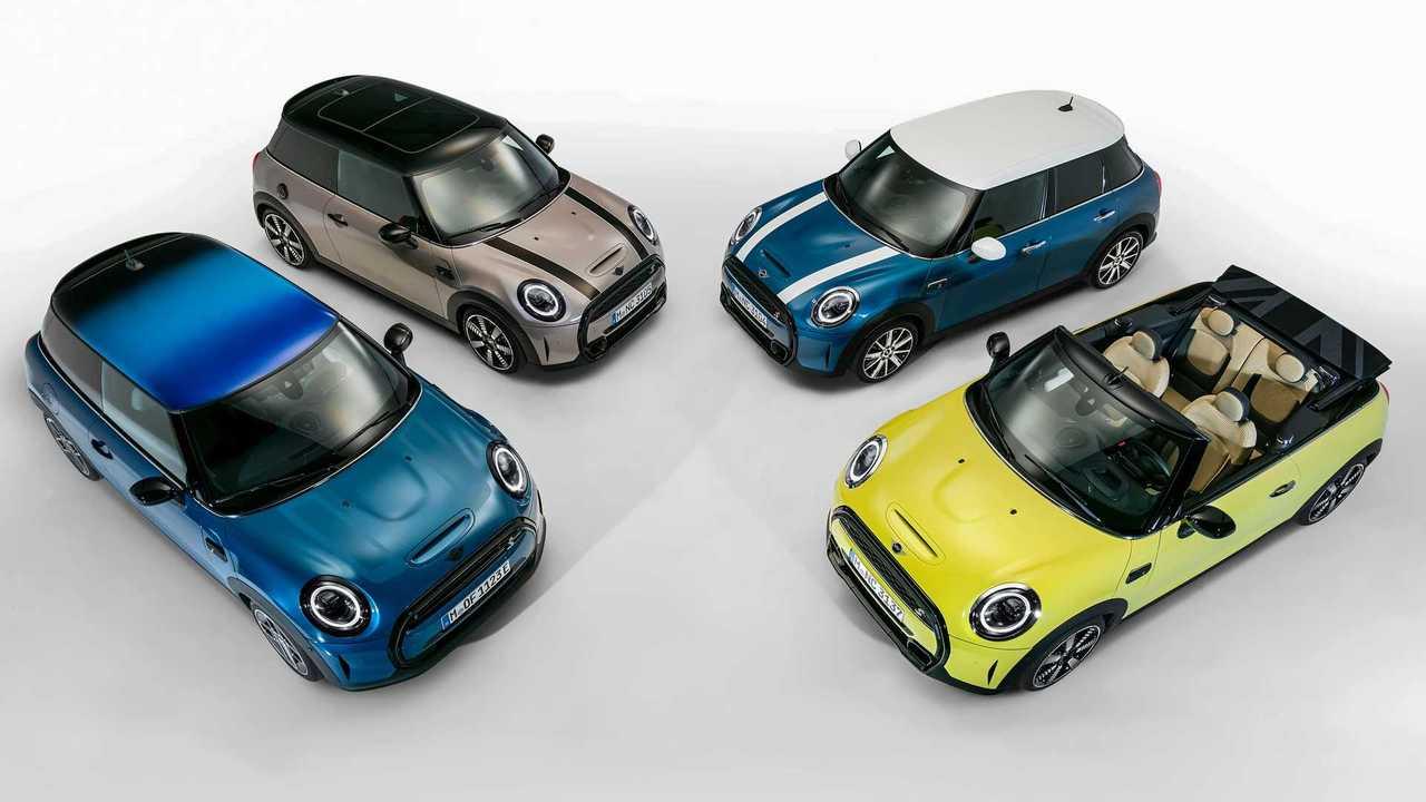 Mini Cooper SE Collection (2021)
