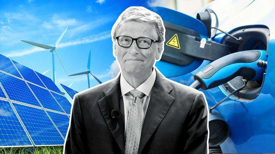 Bill Gates non ha dubbi: A breve l'auto elettrica dominerà il mercato