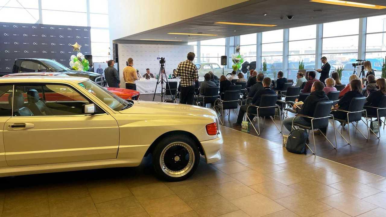 Конференция в честь 15-летия Fresh Auto