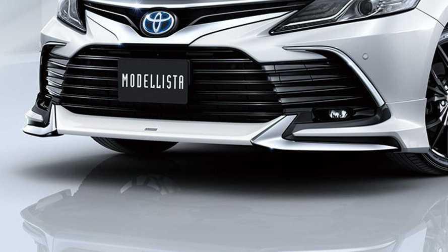Toyota Camry GR And Modellista Body Kits