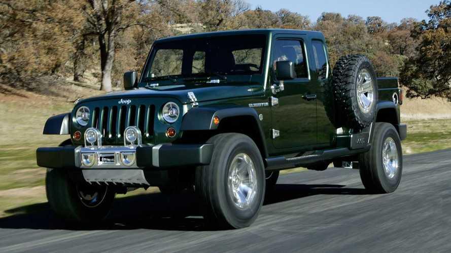 Vergessene Studien: Jeep Gladiator Concept (2005)