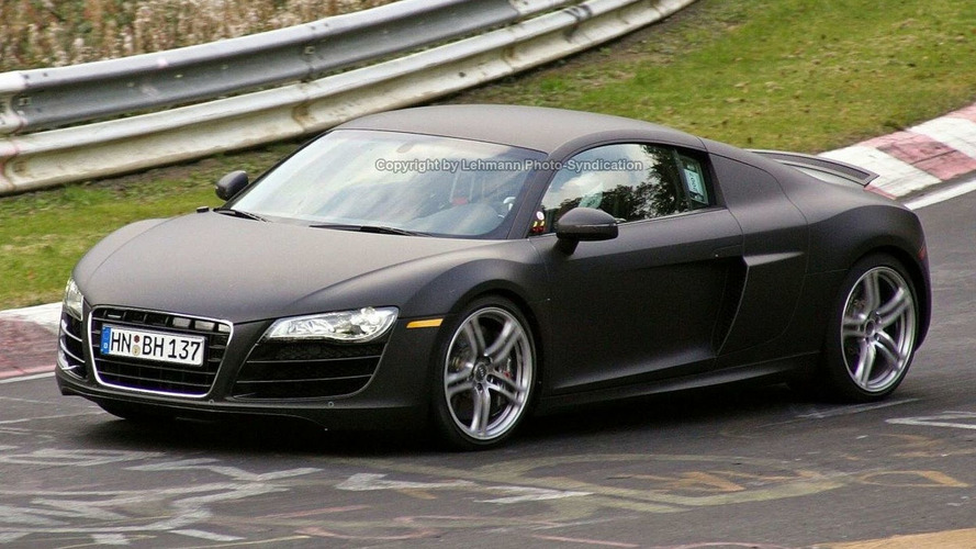 Audi R8 V10 Proto Returns to the Ring