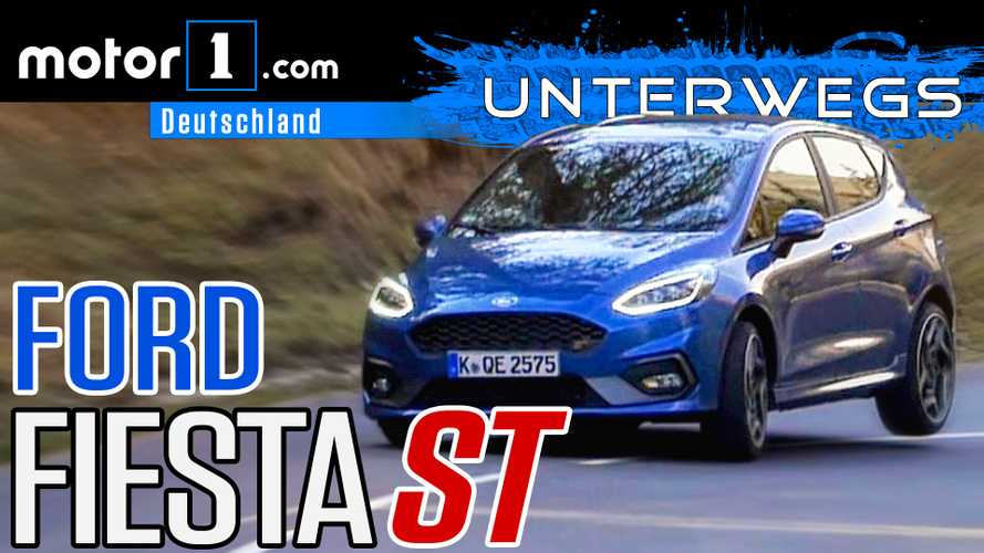 Video: Vergesst den Polo GTI: Ford Fiesta ST | UNTERWEGS