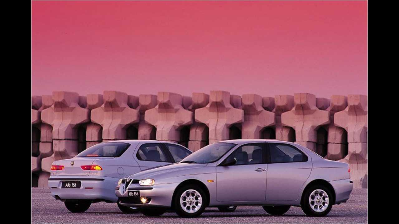 Alfa Romeo 156 (1997)