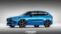 Volvo XC60 Polestar tasarım yorumu