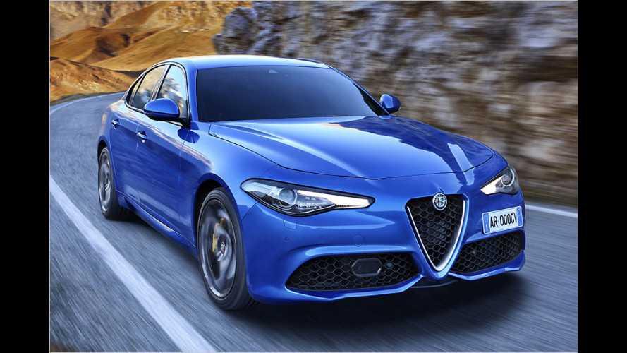 Alfa Romeo Giulia Veloce für weniger Geld