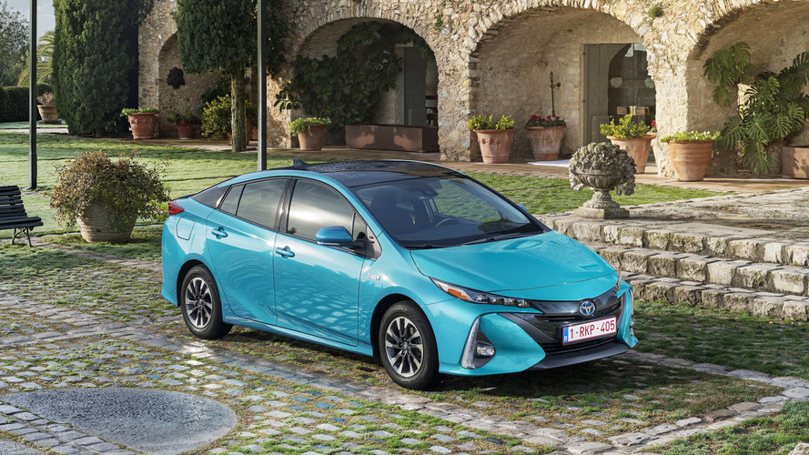 Toyota a vendu plus de 1,5 million d'hybrides en 2017